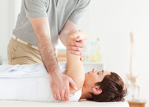Home chiropractic care